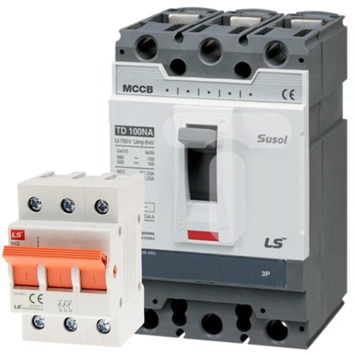 Isolators / Disconnects