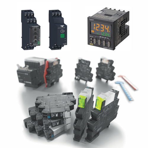 Timers & Control Relays